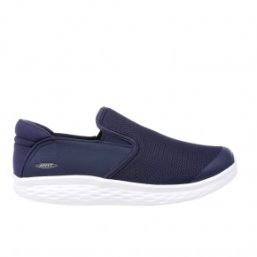 Modena Slip On W Navy MBT Running